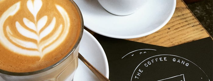 The Coffee Gang is one of Culinary Cologne.