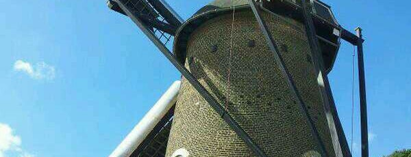 Molen Schoonoord is one of Dutch Mills - North 1/2.