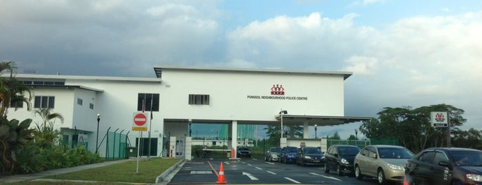 Punggol Neighbourhood Police Centre is one of Singapore Police Force.