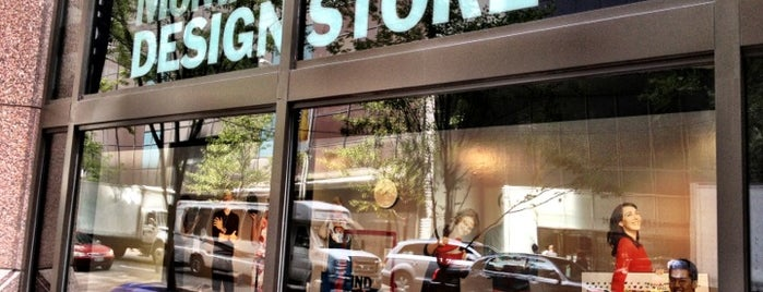 MoMA Design Store is one of NY.