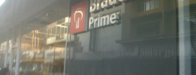 Bradesco Prime is one of Places.