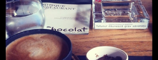Chocolat is one of Must-visit Food in Bucureşti.