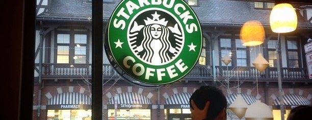 Starbucks is one of Guide to Brookline's best spots.