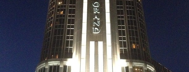 MGM Grand Detroit Casino & Hotel is one of Guide to Detroit's best spots.