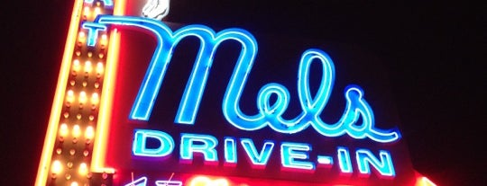 Mel's Drive-In is one of Triple D Checklist.