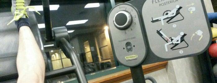Flex Fitness Studio is one of Kanata.