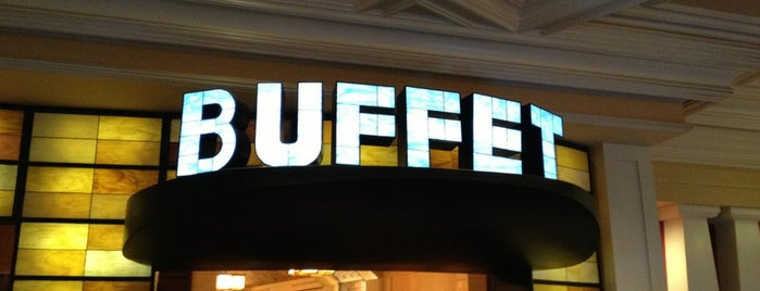 The Buffet at Bellagio is one of Food Paradise.