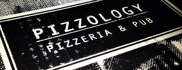 Pizzology Craft Pizza + Pub is one of In the neighborhood: IN.