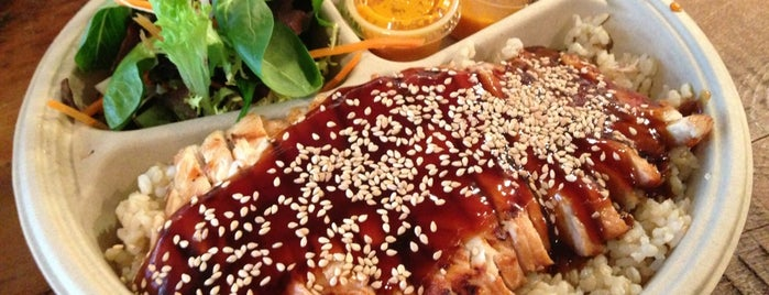 Glaze Teriyaki Grill is one of Near 838.