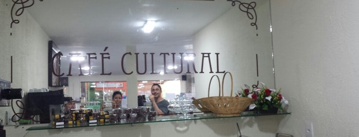 Cooperativa Cultural Universitária is one of UFRN.