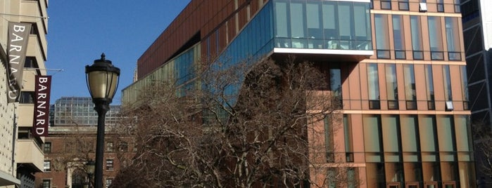 The Diana Center, Barnard is one of In the Morning.