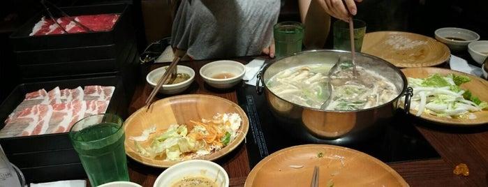 しゃぶしゃぶブッフェ しゃぶ葉 橋本店 is one of 気になる場所.