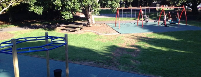 Abbotts Park is one of Auckland.