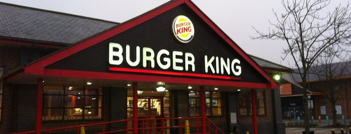 Burger King is one of Guildford #4sqCities.