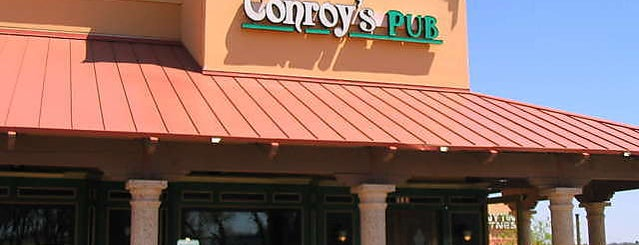 Conroy's Irish Pub is one of bars.