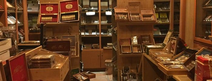 Maxamar Ultimate Cigar is one of La Palina Retailers.