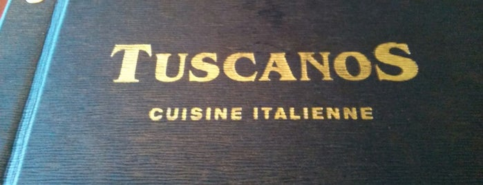 Tuscanos is one of Gatineau, Qc.