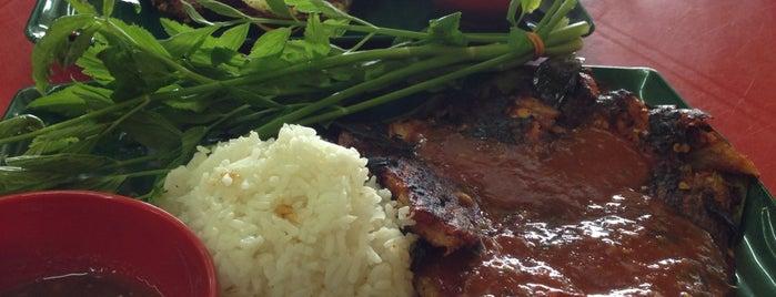 Fendi Ikan Bakar is one of makan sedap.