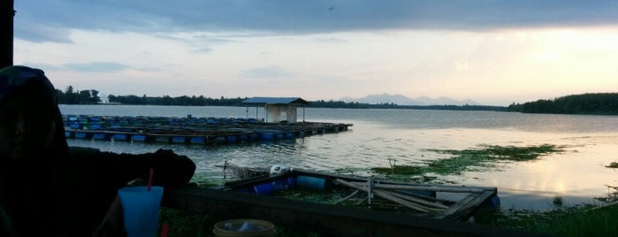 Danau Tok Uban is one of Favorite Great Outdoors.