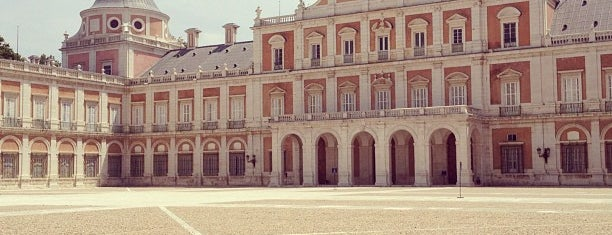 Palacio Real de Aranjuez is one of Madrid.
