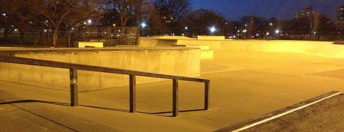Wilson Skate Park is one of Local Skateparks.