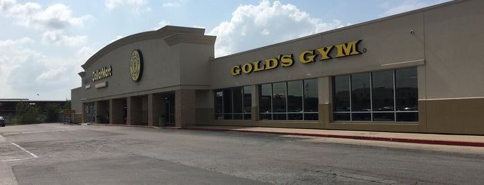 All 20 Gold's Gyms in San Antonio