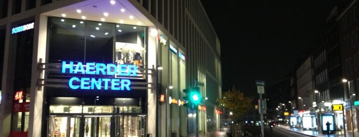 Haerder Center is one of Top picks for Malls.