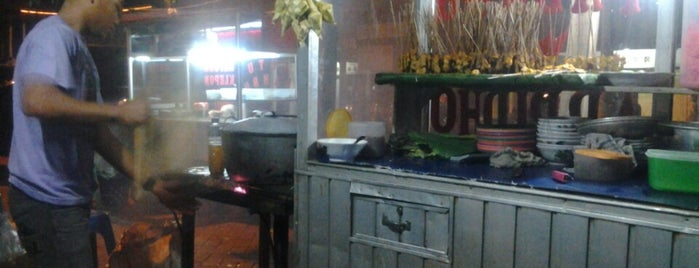 Sate Padang Danguang-Danguang Pasar Modern is one of nyam!.