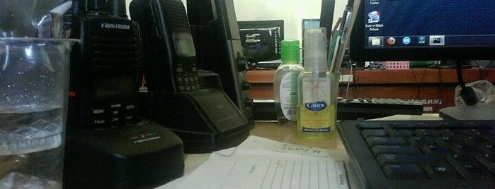 UPT. TIK (Unit Pelayanan Teknis Teknologi Informasi dan Komunikasi) UNTAD is one of Universitas Tadulako Palu.