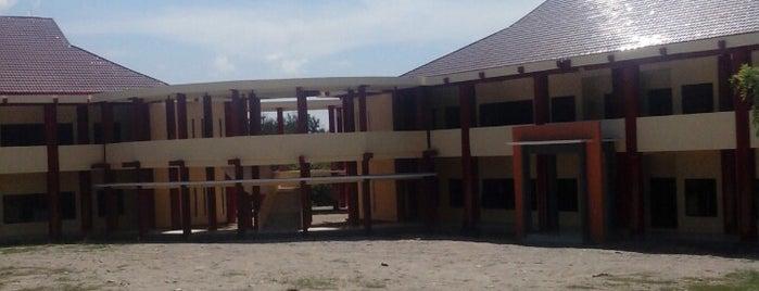 Fakultas Pertanian Universitas Tadulako is one of Universitas Tadulako Palu.