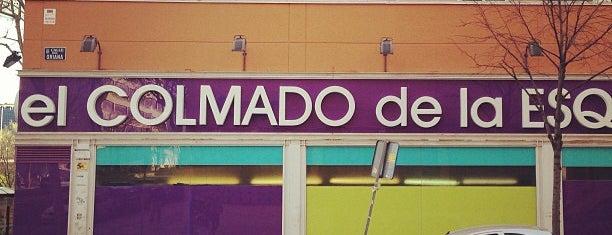 El Colmado is one of Restaurantes Gastrofestival 2012 25€.