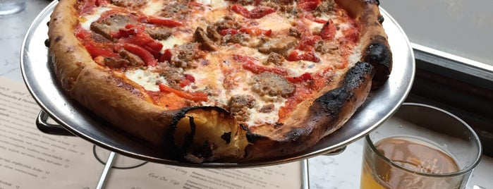 B Side is one of NYC casual eats.