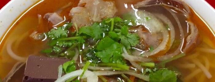 Mien Trung is one of Must-visit Vietnamese Restaurants in San Diego.