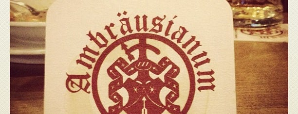 Ambräusianum is one of Bamberg #4sqCities.