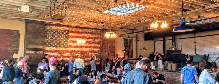 Hometown Bar-B-Que is one of Foodstuff.