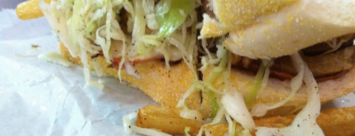 Primanti Bros. is one of Destination: Pittsburgh.