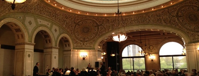 Chicago Cultural Center is one of Leadership Institute: Chicago.