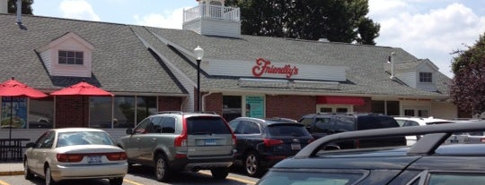 Friendly's is one of my favorite food joints.