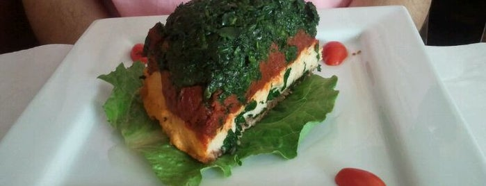 Karyn's Raw Conscious Comfort Food is one of Must Visit Restaurants in Chicago.