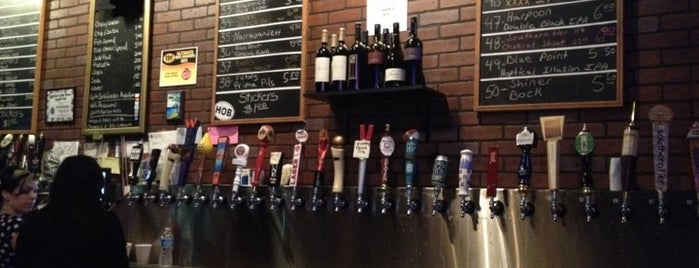 Palm Harbor House Of Beer is one of Bars.