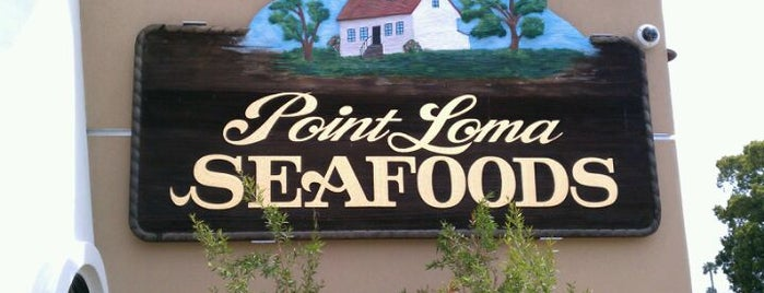 Point Loma Seafoods is one of Favorite Eats.