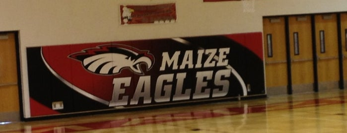 Maize High School is one of favs.