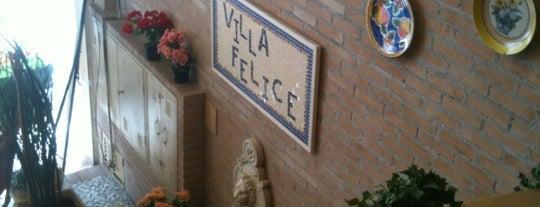 Villa Felice Ristoranti is one of Top picks for Restaurants.