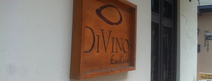 Di Vino Enoteca is one of Best Places in Panama.