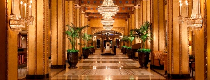 The Roosevelt New Orleans, A Waldorf Astoria Hotel is one of Best Sandwich in America: Gulf Coast.