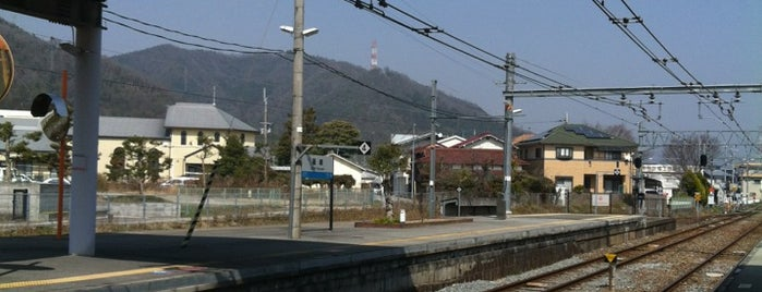 Fukusaki Station is one of JR線の駅.
