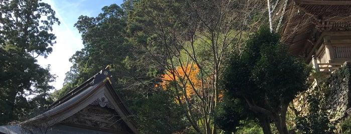舎心山 常住院 太龍寺 (第21番札所) is one of 四国八十八ヶ所霊場 88 temples in Shikoku.