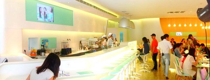 Mizzi Cafe 米子咖啡 is one of Shanghai.