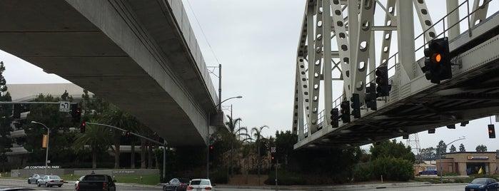Metro Bridge - Aviation / Rosecrans is one of Favorite places.