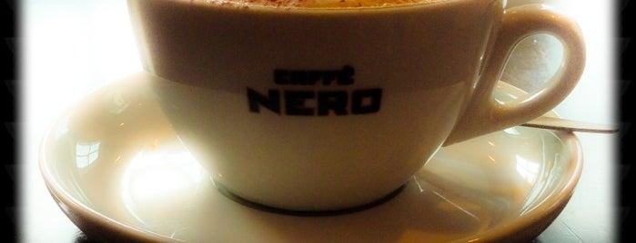 Caffe Nero Regent Street Leamington Spa